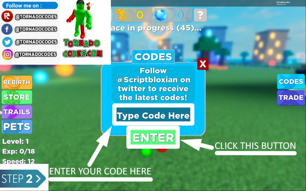 Roblox Legends Of Speed Codes