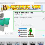 Roblox Outfit Codes
