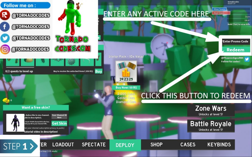 Strucid Codes - Roblox - Up to Date List (May 2020 ...