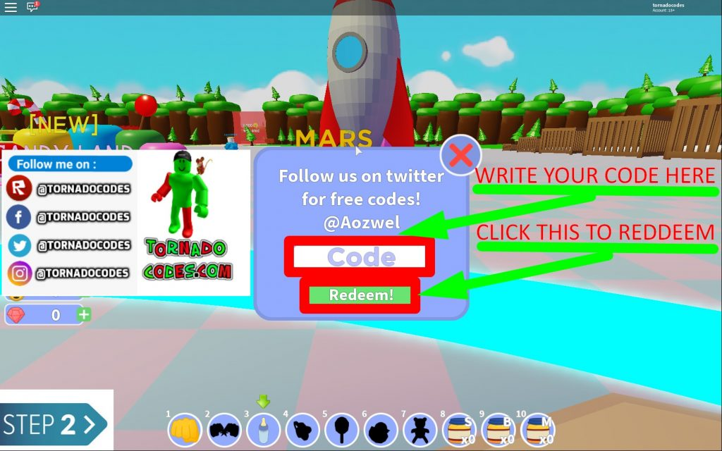 Roblox Baby Simulator Codes